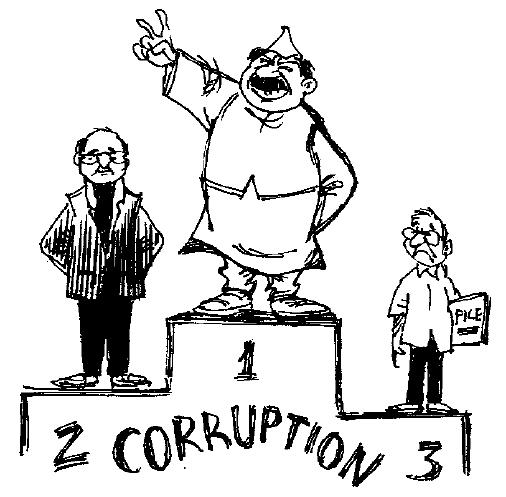 corruption in politics in india essay Whether you choose to write a general anti-corruption essay or prefer to narrow the topic down—to corruption in india, for example—you first need to gather a lot of information  remember that politics can be difficult for many people to understand if you want to persuade your audience, they first need to understand every word.